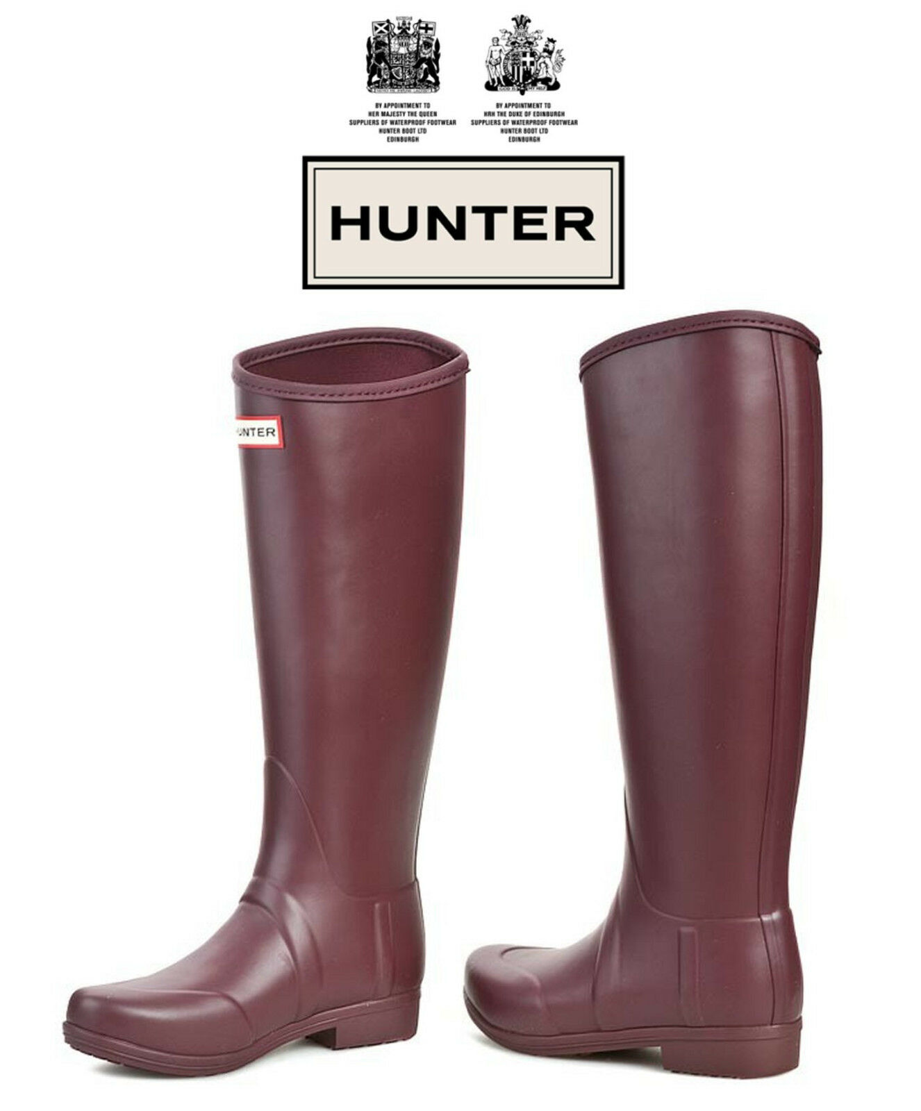 Hunter Originali Originali Hunter  Wellington Sandhurst Nylon LACCA   Hunter 6243f0