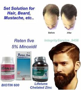 is zinc good for hair growth