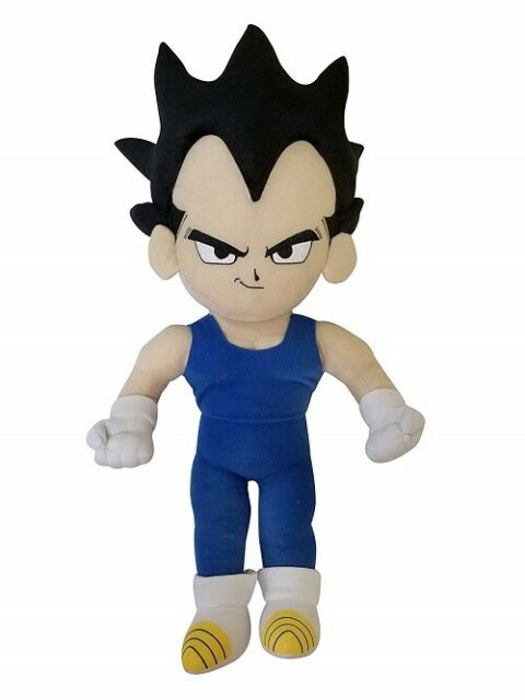 Great Eastern - Dragon Ball Z - Vegeta Large Plush, 18-inches