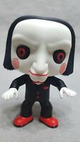 """Funko Pop! Horror Movie Saw - BILLY #52 Vinyl Figure Collectible Toys 4"""" Loose"""