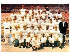 1960 PHILADELPHIA PHILLIES BASEBALL TEAM 8X10 PHOTO