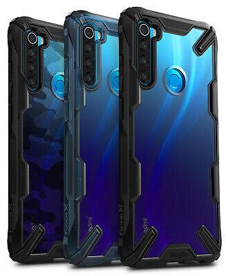 For Xiaomi Redmi Note 8 Case Ringke Fusion X Clear Pc Tpu Bumper Protection Ebay