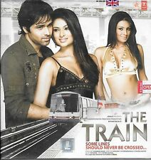 THE TRAIN ( NEW )  - NEW BOLLYWOOD SOUNDTRACK-FREE UK POST