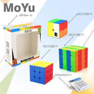 MOYU-2x2-3x3-4x4-Magic-Speed-Cube-Puzzle-Game-Box-Set-Toys-UK-STOCK-MF9302