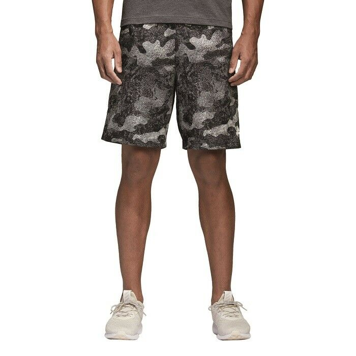 Adidas Sport ESS Camo Short, Sporthose, Trainingshose, CD8271