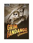 Grim Fandango Remastered Steam Key Pc Game Download Code Global [Blitzversand]
