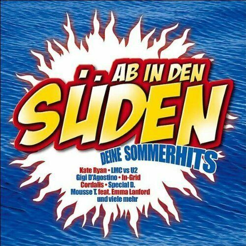 Ab in den Süden-Deine Sommerhits (2004) Kate Ryan, In-Grid, LMC vs. U2,.. [2 CD]