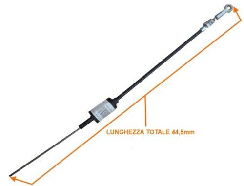 1004414 CAVO FILO ACCELERATORE MICROCAR MC1 MC2 YANMAR