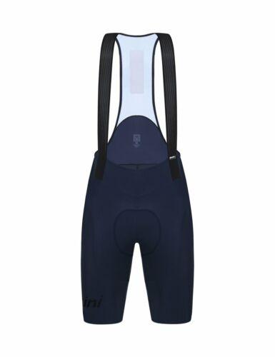 2020 Men's Redux Bib Cycling Shorts by Santini Navy Made in Italy
