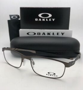 3e95f78092 New OAKLEY Eyeglasses STEEL PLATE OX3222-0254 54-18 141 Powder ...