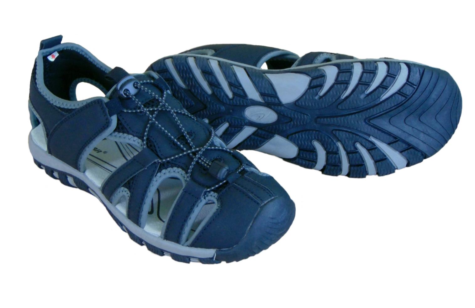 Herren Sandale SandaletteTrekking Outdoor Freizeitschuhe Sportschuhe