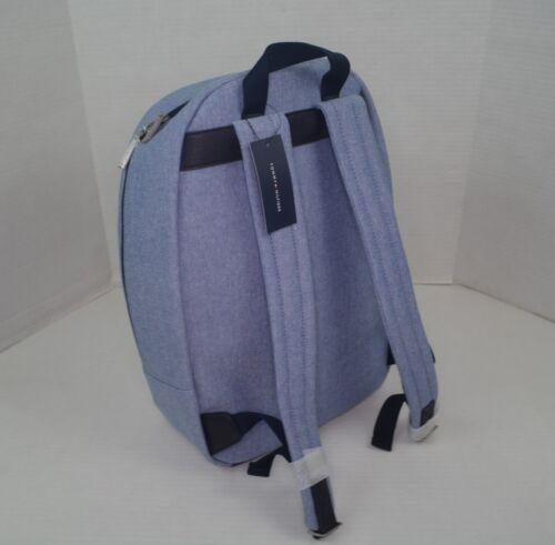 Tommy Hilfiger Backpack Book Bag School Travel Unisex