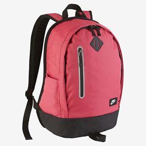 NIKE CHEYENNE 3.0 SOLID BACKPACK BAG Rucksack Gym Travel School Sports  41c81bd8c3abe