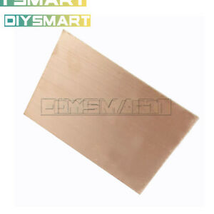 1PCS//5PCS//10PCS 10cmx15cm Double//Single PCB Copper Clad Laminate Board