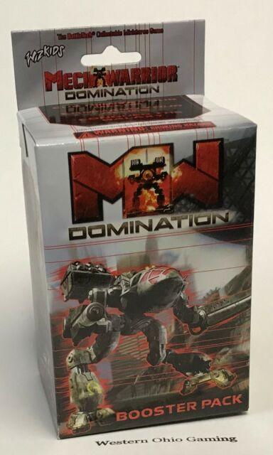 Mechwarrior domination booster case