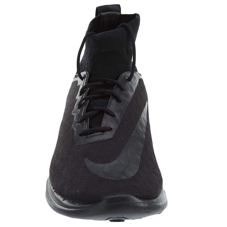 Nike free hypervenom 3 fk - schwarz (898030-004) männer größe 10.