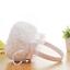 Romantic-Bowknot-Satin-Wedding-Ceremony-Rose-Flower-Girl-Basket-and-Rose-Peta-Yz thumbnail 4