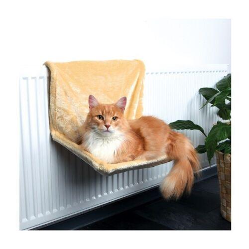 offer trixie radiator hammock plush cat bed beigh 43201 offer trixie radiator hammock plush cat bed beigh 43201   ebay  rh   ebay co uk