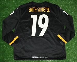 Antonio Brown Pittsburgh Steelers Therma Long Sleeve Jersey