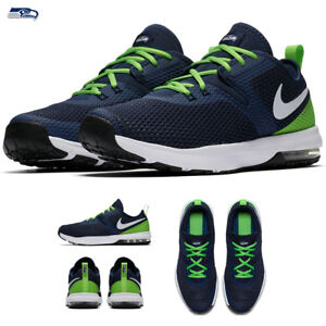 2 Air 2018 Typha Edition Limited Nike Seattle Seahawks Shoes Max Nfl