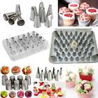 Icing Piping Nozzles Pastry Tips Cupcake Cake Sugarcraft Decorating Tool Set
