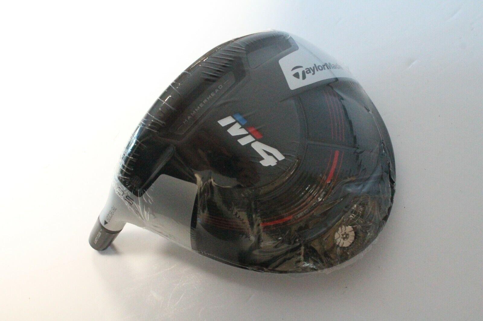 Zurdo Tour Issue Driver Taylormade  M4 de cabeza, elija Loft  alto descuento