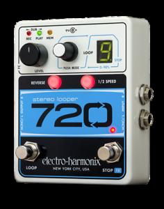 PréCis Electro-harmonix Stéréo 720 Looper, Neuf De Revendeur! Free 2-3 Day S&h In U.s.-ix 720 Stereo Looper, New From Dealer! Free 2-3 Day S&h In U.s. Fr-fr Afficher Le Titre D'origine