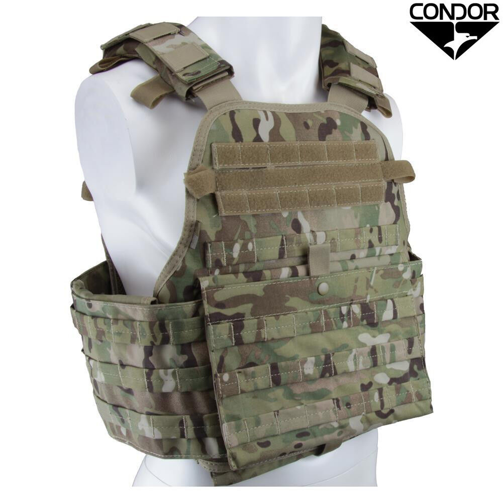 Condor MOPC  Molle Modular Operator Plate Carrier Armor Chest Rig Vest Multicam  welcome to order
