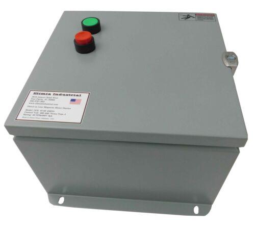 Elimia DOL 54-75-230N4-12 Motor Starter 240V 54-75 Amp 25HP @ 230V Nema 4 UL508A