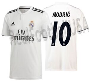 ab3dad81b Image is loading ADIDAS-LUKA-MODRIC-REAL-MADRID-HOME-JERSEY-2018-
