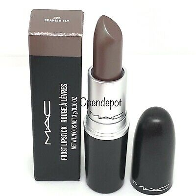 MAC Lipstick SPANISH F L Y Full Size