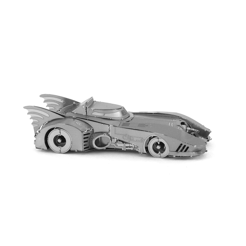 Metal Earth Batman 1989 Batmobile 3d Modèle Métal + Brucelles 13726