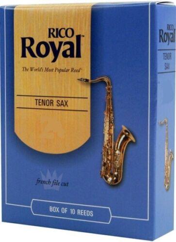 Rico ance sax tenore Royal 4 box da 10