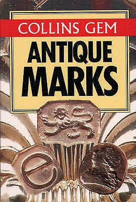 1 of 1 - Selby, Anna : Collins Gem - Antique Marks (Collins Gem