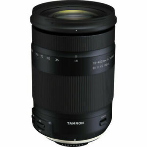 Tamron 18-400mm f/3.5-6.3 Di II VC HLD Lens for Nikon DSLR Cameras NEW!
