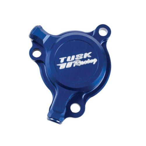 Tusk Aluminum Oil Filter Cover Blue Anodized YAMAHA YZ250F 2003-2013 yz 250f