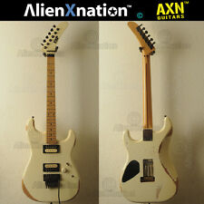 Vintage 1985 ESP Holy Grail Guitar Relic'd by AlienXnation™ Guitars