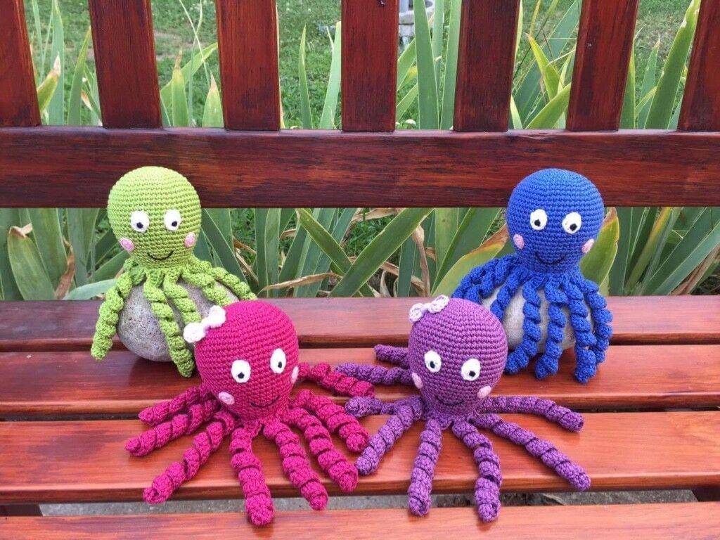 Octopus Premature Baby, Newborn Baby Comforter, Baby Soft Toy