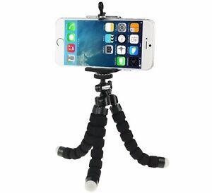 TigerZilla-Mini-Octopus-Tripod-Stand-Grip-Holder-Mount-Mobile-Phone-Camera