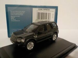 Model-Car-Land-Rover-Freelander-Black-1-76-New