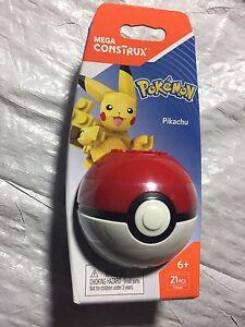 Pokémon Mega Constux Pikachu Single Pack