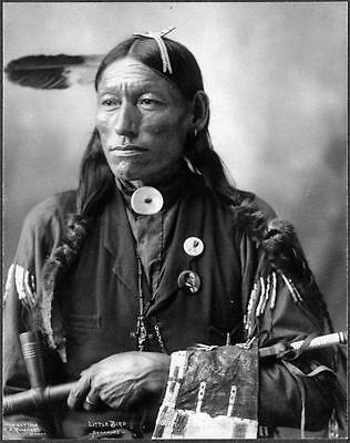 Florida Seminole Native American Indian Family 1944-5 Photo