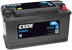 Exide EC900 Standard Battery
