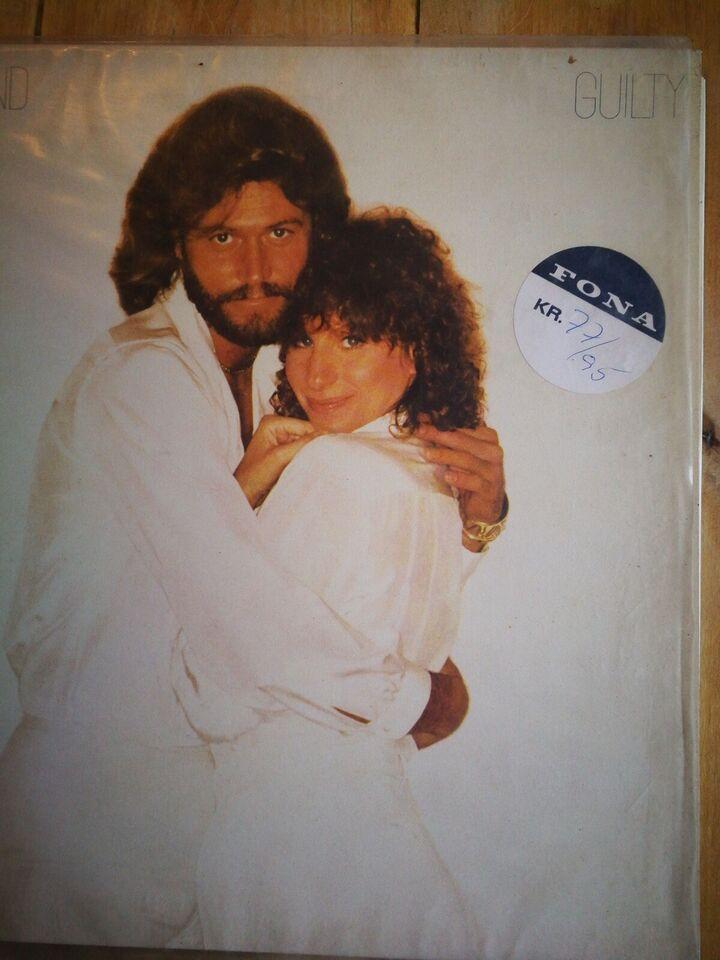 LP, Barbra Streisand, Andreas vollenweider