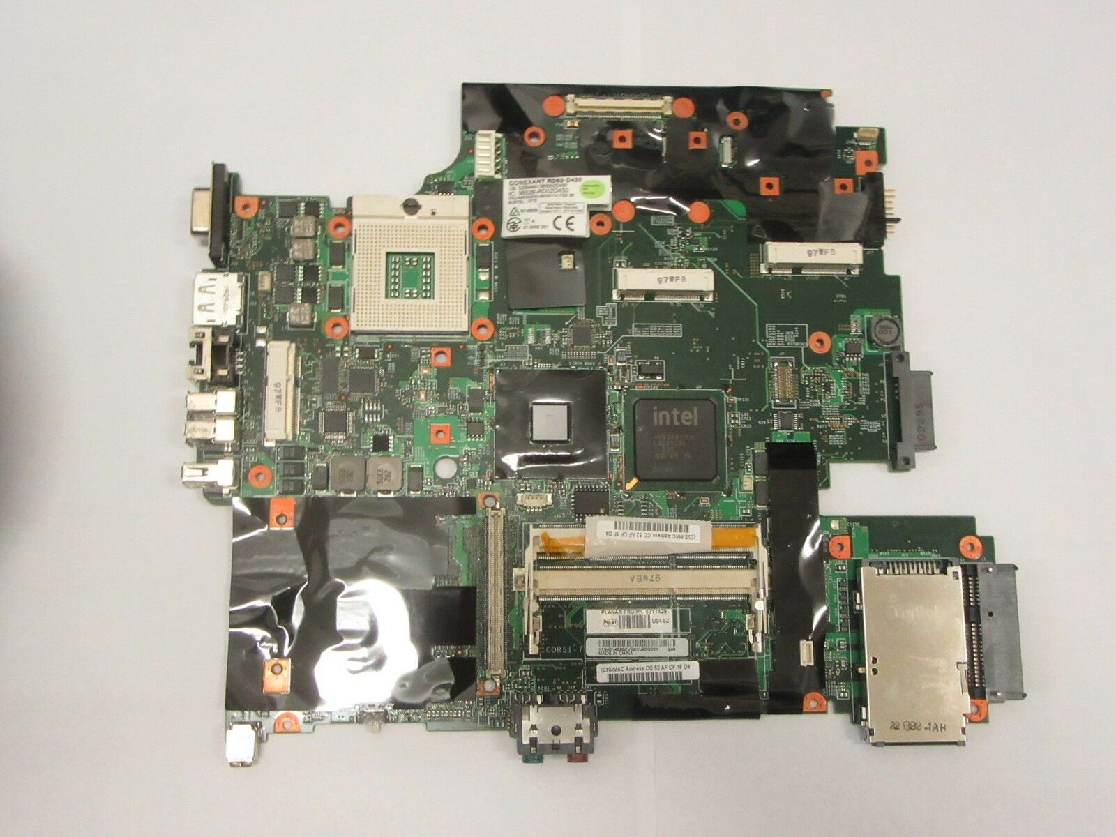 Details about IBM Lenovo ThinkPad T500 Mainboard FRU 63Y1429 Notebook  Laptop Mainboard
