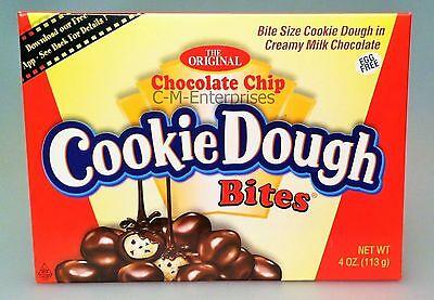 The Original Chocolate Chip Cookie Dough Bites 4 oz