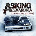 Stepped Up and Scratched by Asking Alexandria (CD, Nov-2011, Sumerian Records)