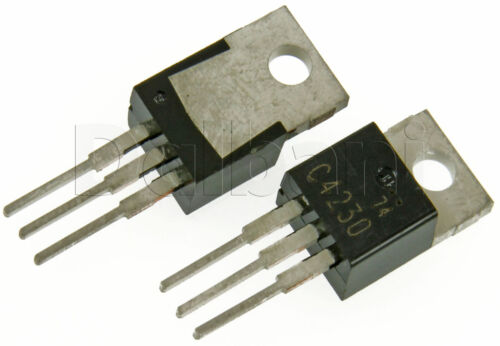 2SC4230 Original New Shindengen NPN Switching Power Transistor C4230