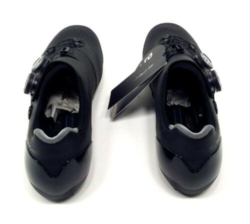 US 10.5 Black EU 45 Shimano XC9 S-Phyre Carbon Mountain Bike Shoes