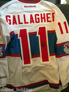Image is loading Montreal-Canadiens-Brendan-Gallagher-Signed-Autographed-L- NHL- 1b9c47383